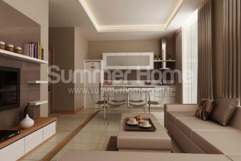 Prvotriedne apartmány na predaj v Alanyi - Fotky interiéru - 16