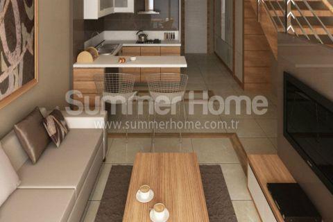 Prvotriedne apartmány na predaj v Alanyi - Fotky interiéru - 18