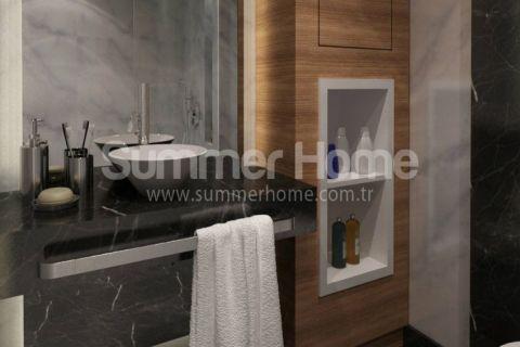 Prvotriedne apartmány na predaj v Alanyi - Fotky interiéru - 21