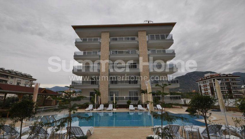 阿拉尼亚凯斯泰尔的山景海景公寓 general - 1