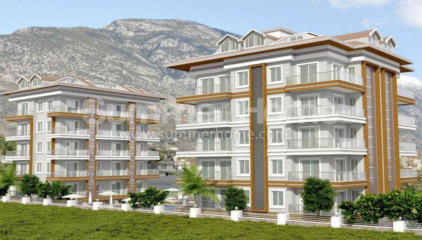 阿拉尼亚凯斯泰尔的山景海景公寓 general - 5