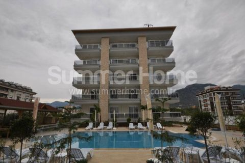 Ready to Move Apartments for Sale in Alanya