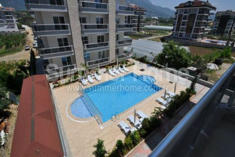Ready to Move Apartments for Sale in Alanya - 1