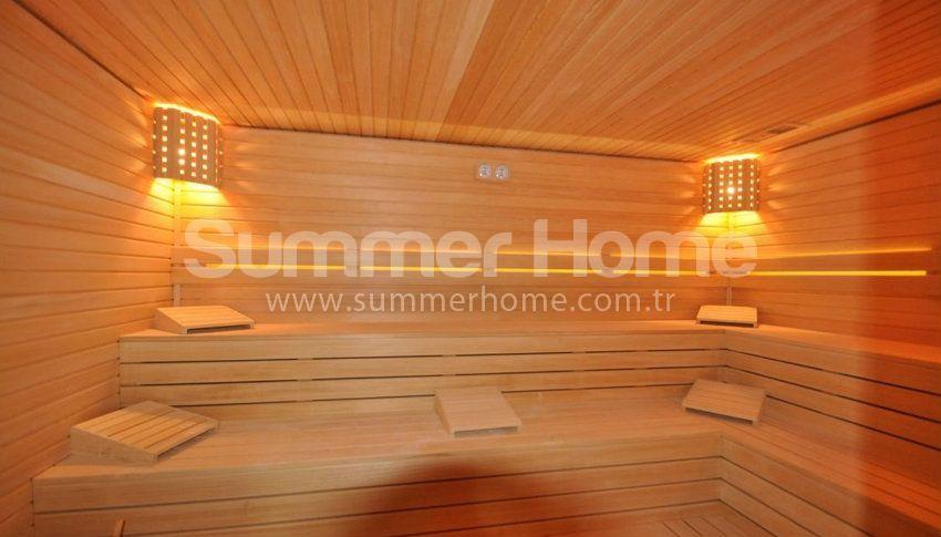 阿拉尼亚凯斯泰尔的山景海景公寓 interior - 12