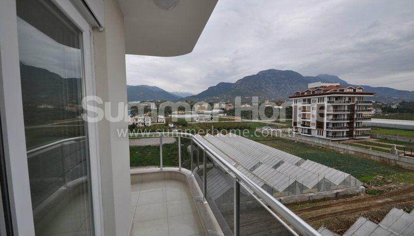 阿拉尼亚凯斯泰尔的山景海景公寓 interior - 16