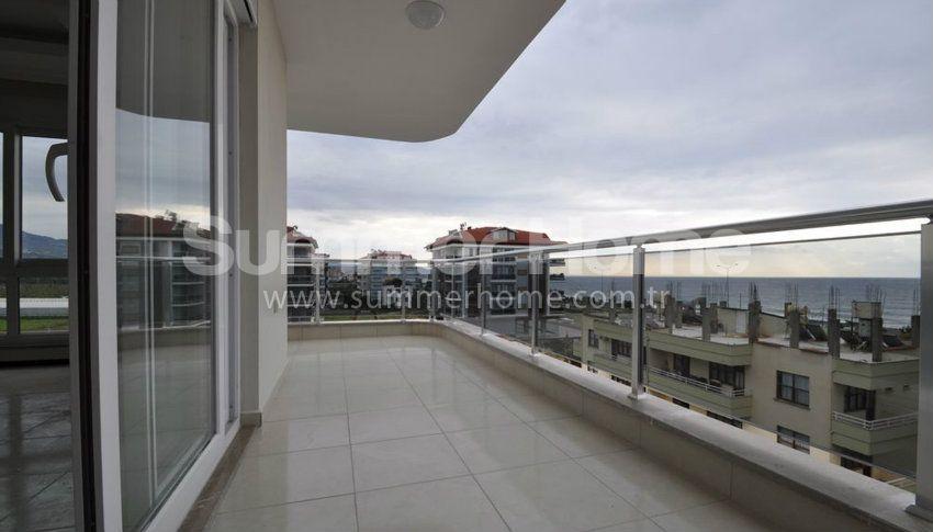 阿拉尼亚凯斯泰尔的山景海景公寓 interior - 17