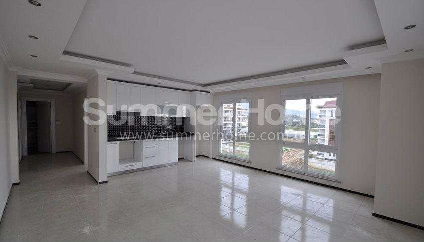 阿拉尼亚凯斯泰尔的山景海景公寓 interior - 21
