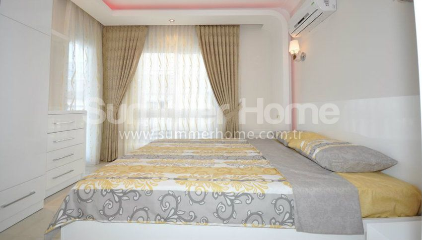 阿拉尼亚凯斯泰尔的山景海景公寓 interior - 23