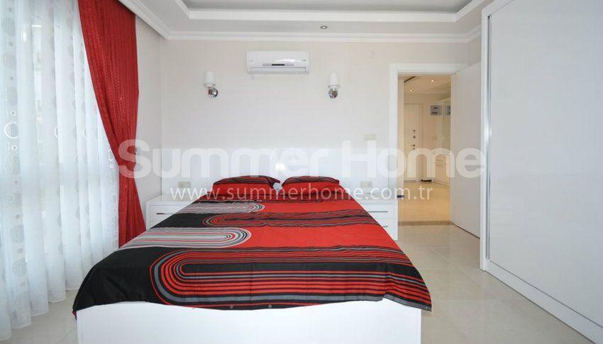 阿拉尼亚凯斯泰尔的山景海景公寓 interior - 26