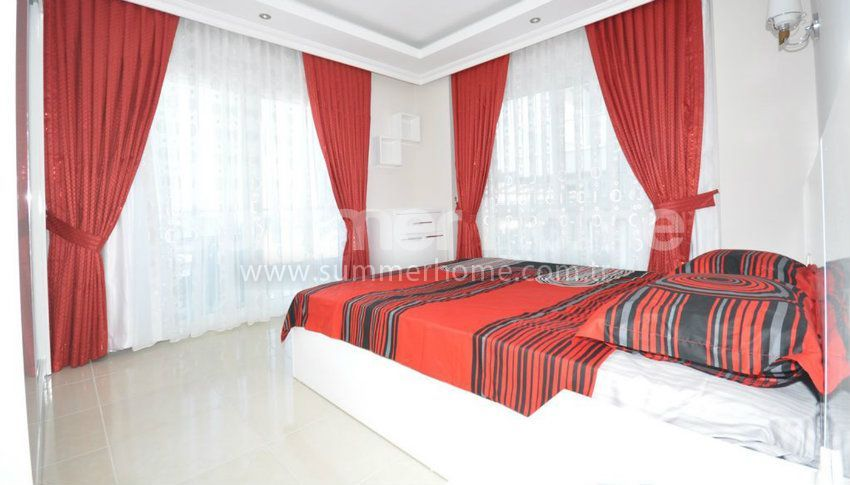 阿拉尼亚凯斯泰尔的山景海景公寓 interior - 27