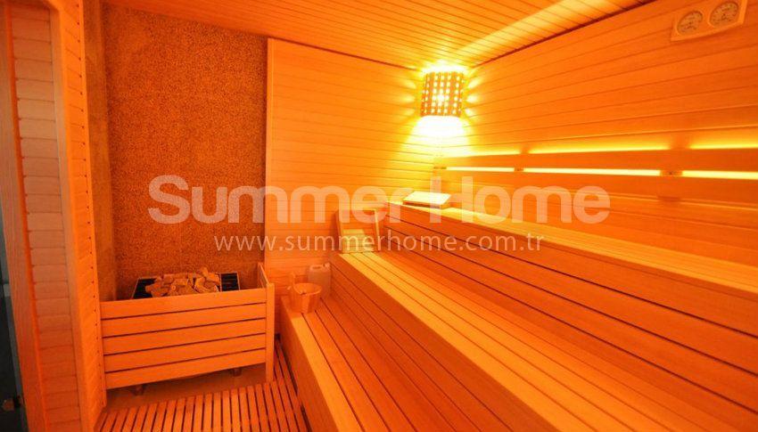 阿拉尼亚凯斯泰尔的山景海景公寓 interior - 37