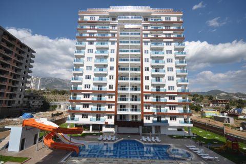 Trendy Apartments in Attractive Location in Mahmutlar, Alanya