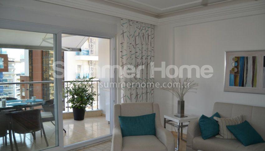 阿拉尼亚带家具的两居室公寓 interior - 10