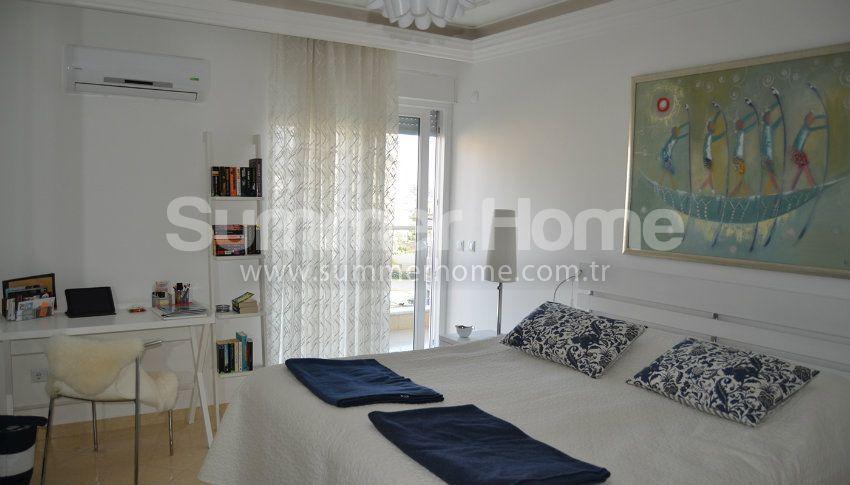 阿拉尼亚带家具的两居室公寓 interior - 23
