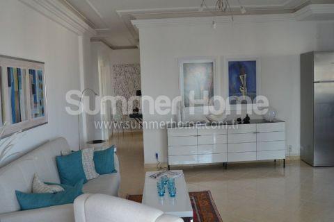 Eine gepflegte möblierte Wohnung mit herrlichem Blick - Foto's Innenbereich - 8