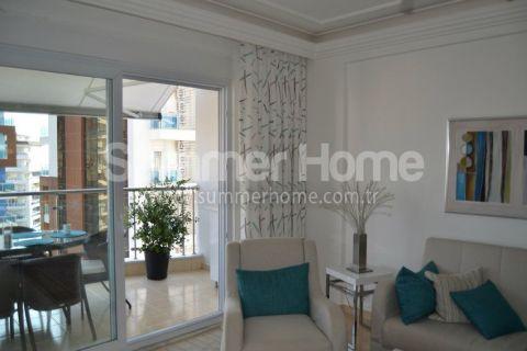 Eine gepflegte möblierte Wohnung mit herrlichem Blick - Foto's Innenbereich - 9