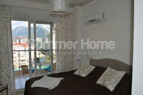 Eine gepflegte möblierte Wohnung mit herrlichem Blick - Foto's Innenbereich - 16