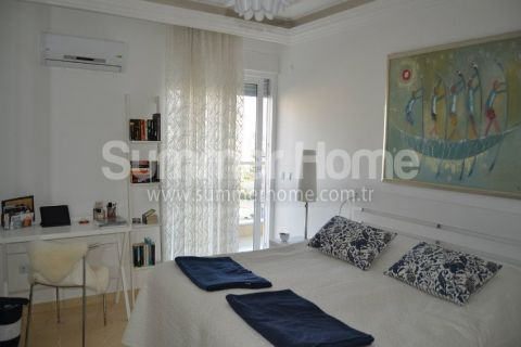 Eine gepflegte möblierte Wohnung mit herrlichem Blick - Foto's Innenbereich - 22
