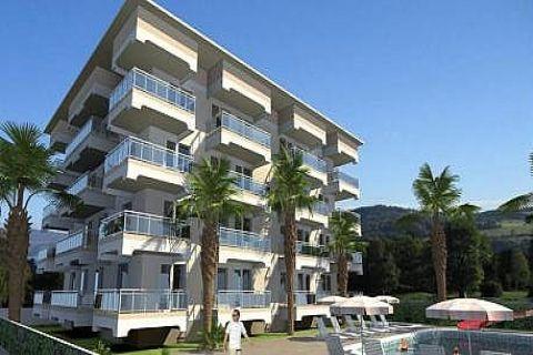 Schöne Stadt Apartments,Alanya - 2
