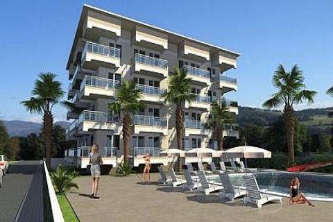 Schöne Stadt Apartments,Alanya - 3