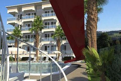 Schöne Stadt Apartments,Alanya - 4