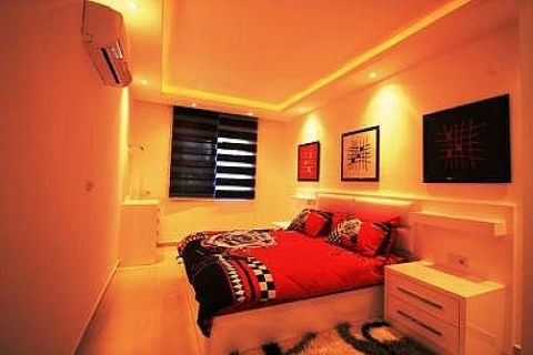 Современные апартаменты в Best Home City 10 Residence - Фотографии комнат - 20