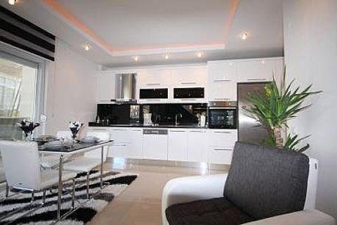 Современные апартаменты в Best Home City 10 Residence - Фотографии комнат - 6