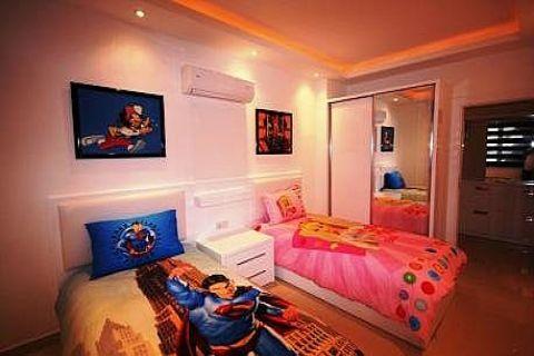 Современные апартаменты в Best Home City 10 Residence - Фотографии комнат - 7