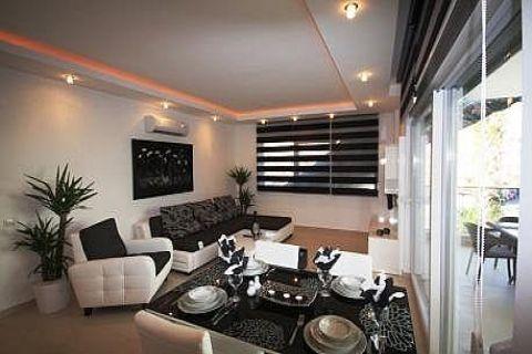 Современные апартаменты в Best Home City 10 Residence - Фотографии комнат - 14