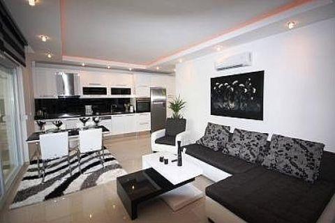 Современные апартаменты в Best Home City 10 Residence - Фотографии комнат - 15