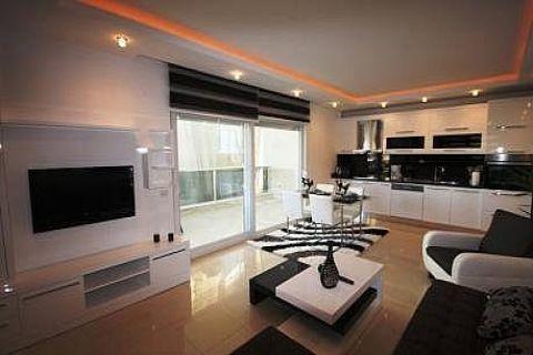 Современные апартаменты в Best Home City 10 Residence - Фотографии комнат - 16