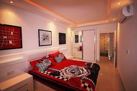 Современные апартаменты в Best Home City 10 Residence - Фотографии комнат - 18