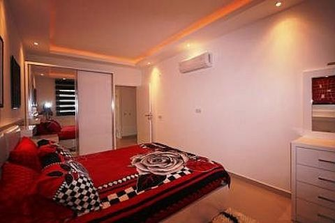 Современные апартаменты в Best Home City 10 Residence - Фотографии комнат - 19