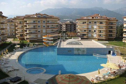 Familienwohnung Oba Crown Resort - Alanya - 1
