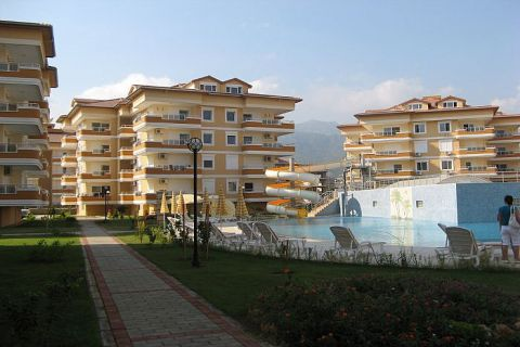Familienwohnung Oba Crown Resort - Alanya - 2