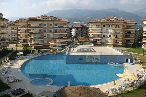 Familienwohnung Oba Crown Resort - Alanya - 3