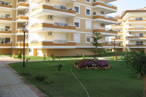 Familienwohnung Oba Crown Resort - Alanya - 5