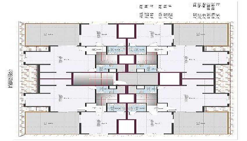 阿拉尼亚奥巴的位置优越的公寓 plan - 1