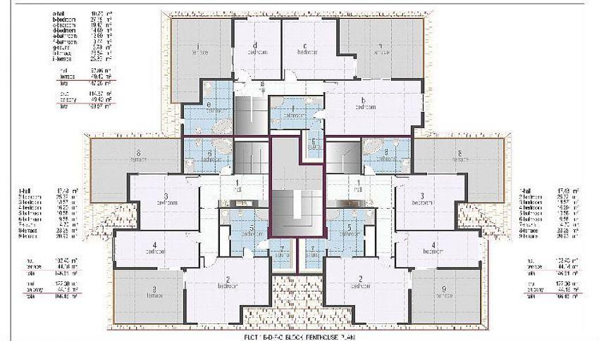 阿拉尼亚奥巴的位置优越的公寓 plan - 3
