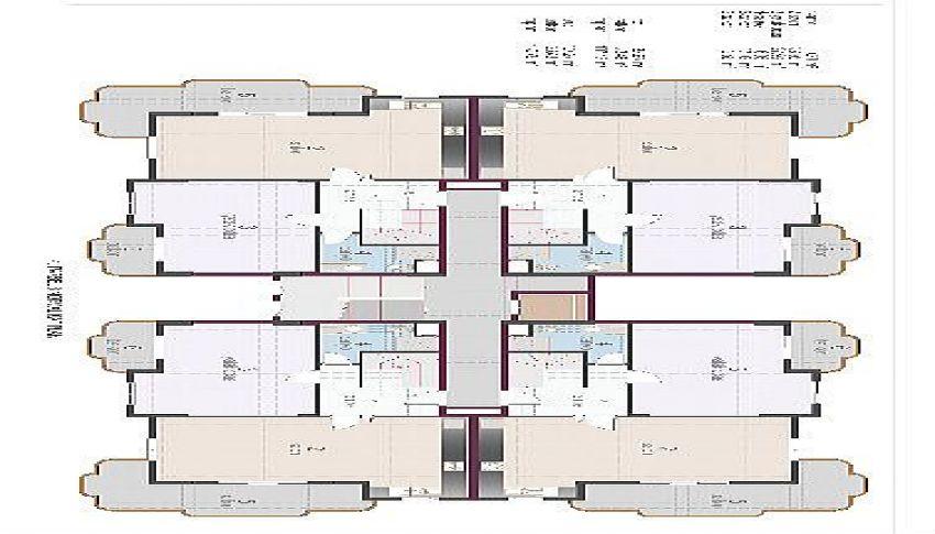 阿拉尼亚奥巴的位置优越的公寓 plan - 4