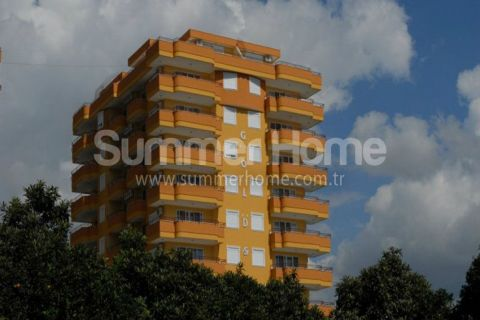 Apartments with Good Location in Alanya