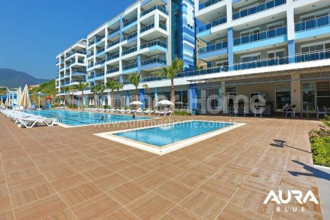 2-Bedroom Sea View Apartments in Aura Blue - 9