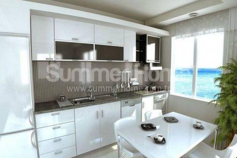 Veľké apartmány s výhľadom na more v Alanyi - Fotky interiéru - 7