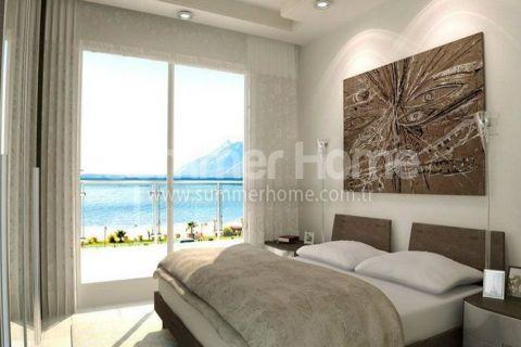 Veľké apartmány s výhľadom na more v Alanyi - Fotky interiéru - 8