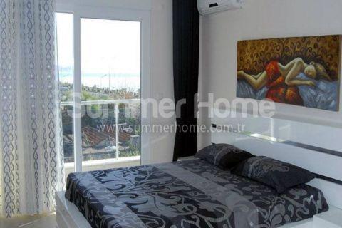 Veľké apartmány s výhľadom na more v Alanyi - Fotky interiéru - 14