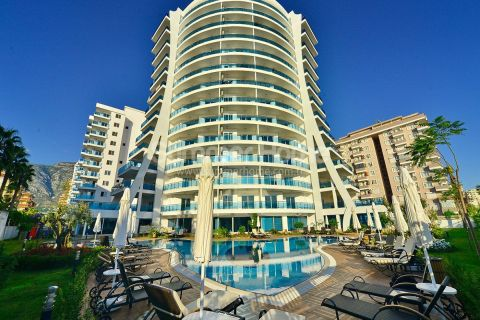 Well-designed 1-Bedroom Apartments in Alanya