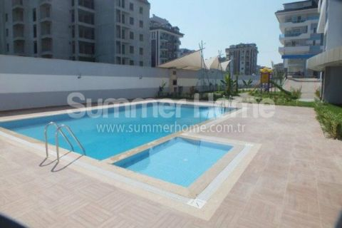 Gorgeous Apartments for Sale in Alanya - 14