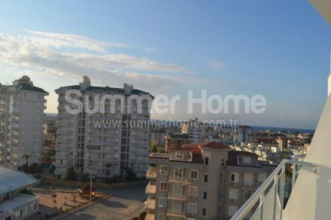 2-Bedroom Apartment in Crystal Garden in Alanya