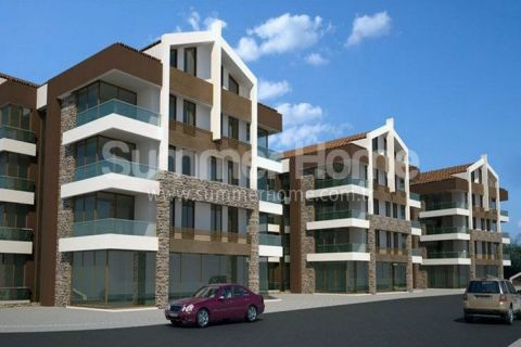 Trendy Apartments and Penthouses in Alanya - 5