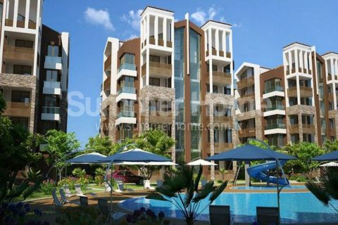 Trendy Apartments and Penthouses in Alanya - 8